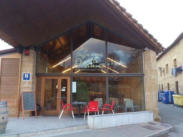 Restaurante Y Bar Taberna De Ollauri Ollauri La Rioja Restaurantes Bar
