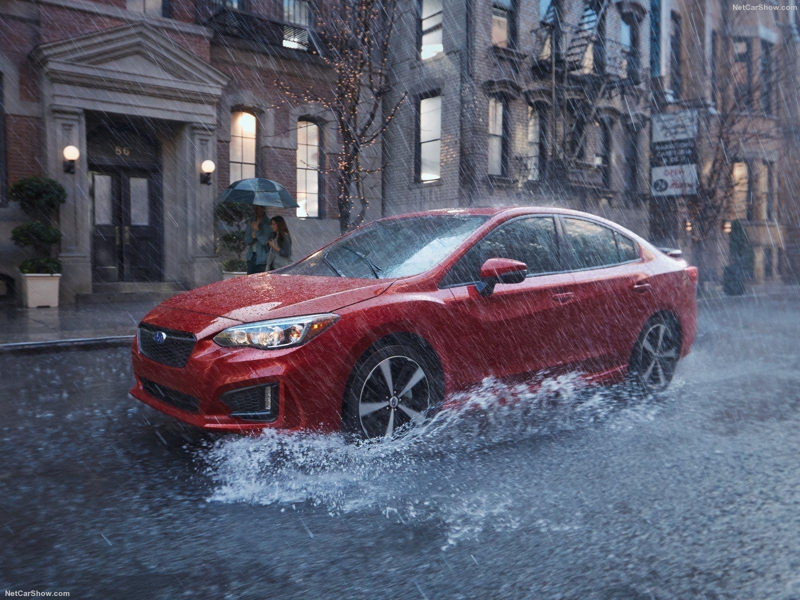 2017 Subaru Impreza Cvt 7 Speed Manual Mode Review