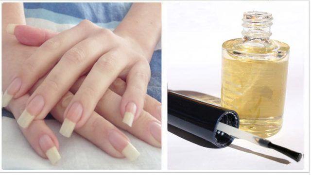 Con Este Tratamiento Necesitas Unas Cápsulas De Vitamina E Aparte Del Limón Y Ajo Lo Mejor De Este Endurecedor Casero Es Que Strong Nails Manicure Nail Care
