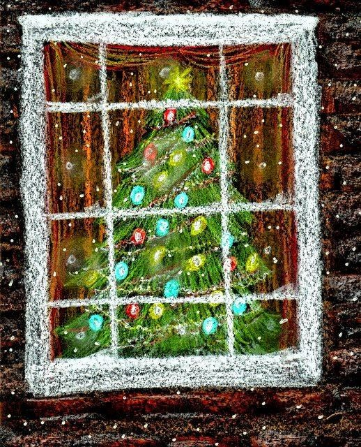 Christmas art gifts for parents
