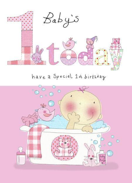 Katie Saunders Baby Girl 1st Psd Baby First Birthday Happy