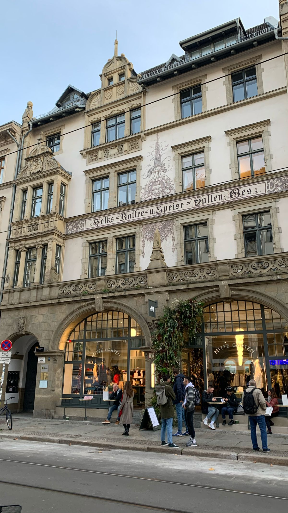 H M Mitte Garten Fashion Living Concept Store Opening Berlin An Immersive Guide By Cosmetiqua Style Perfume Beauty From Berlin