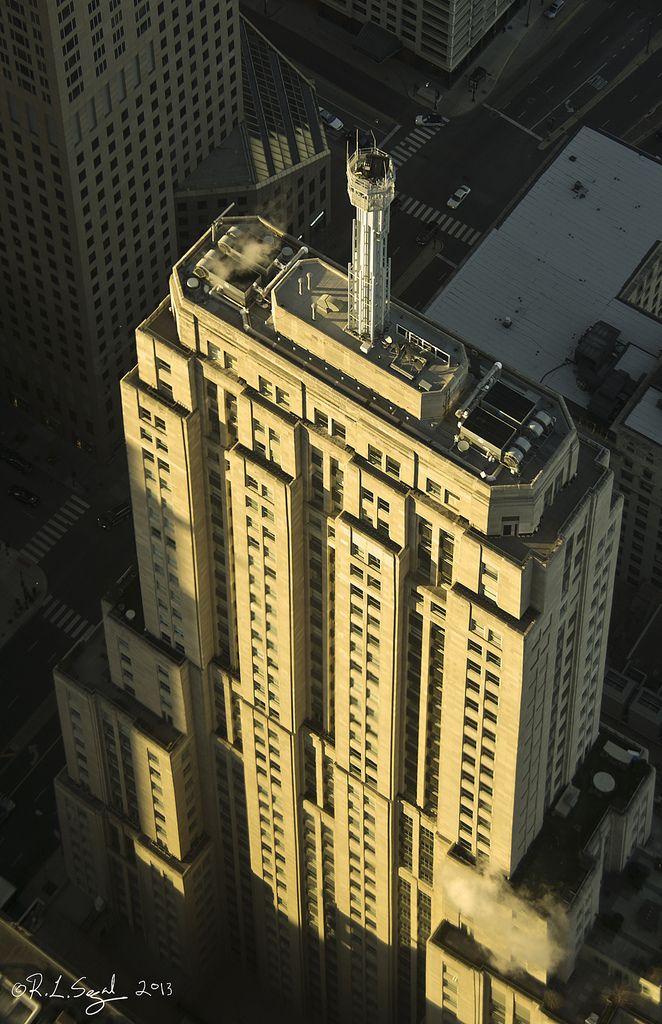 Palmolive Building Bob Segal Chicago Architecture Art Deco Architecture Art Deco Accessories