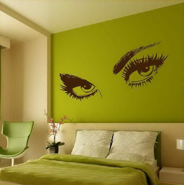 diy bedroom wall design for cute girls and crafts surreal interior ...