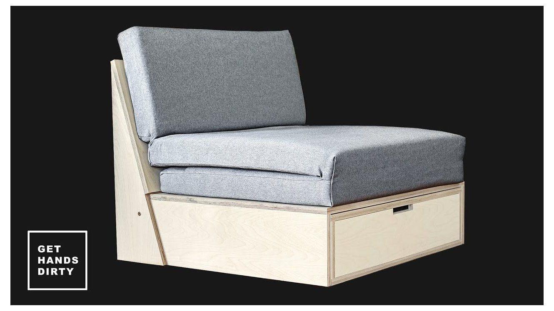 diy sofa bed plans