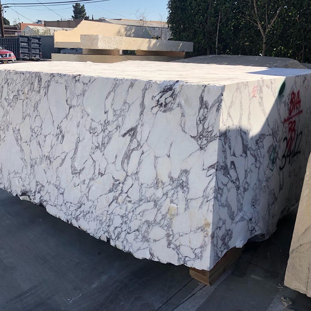 Studio Ar D Architects On Instagram Out Hunting For Slabs This Week And Came Across This Full Block Of Virgin Calacatta Viola Can T Wait To Put It To Use I