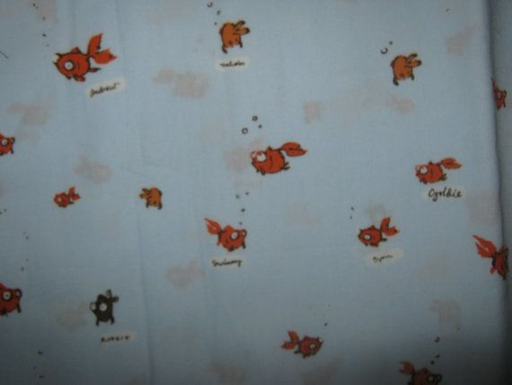 1 Yard HTF Heather Ross Lightning Bugs & Other by SewCherie, $65.00    You should see what a FQ goes for!