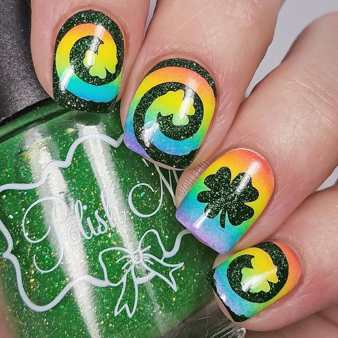 Famoso Diseños De Uñas Tye Dye Componente - Ideas de Pintar de Uñas ...