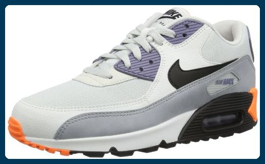 new product a5c20 9b466 Nike Sneaker Air Max 90 Essential, Mehrfarbig (Grey Black-Iron Purple-