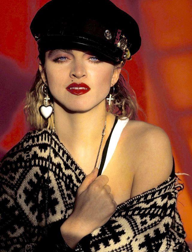 Madonna Madonna Lady Madonna Madonna 80s