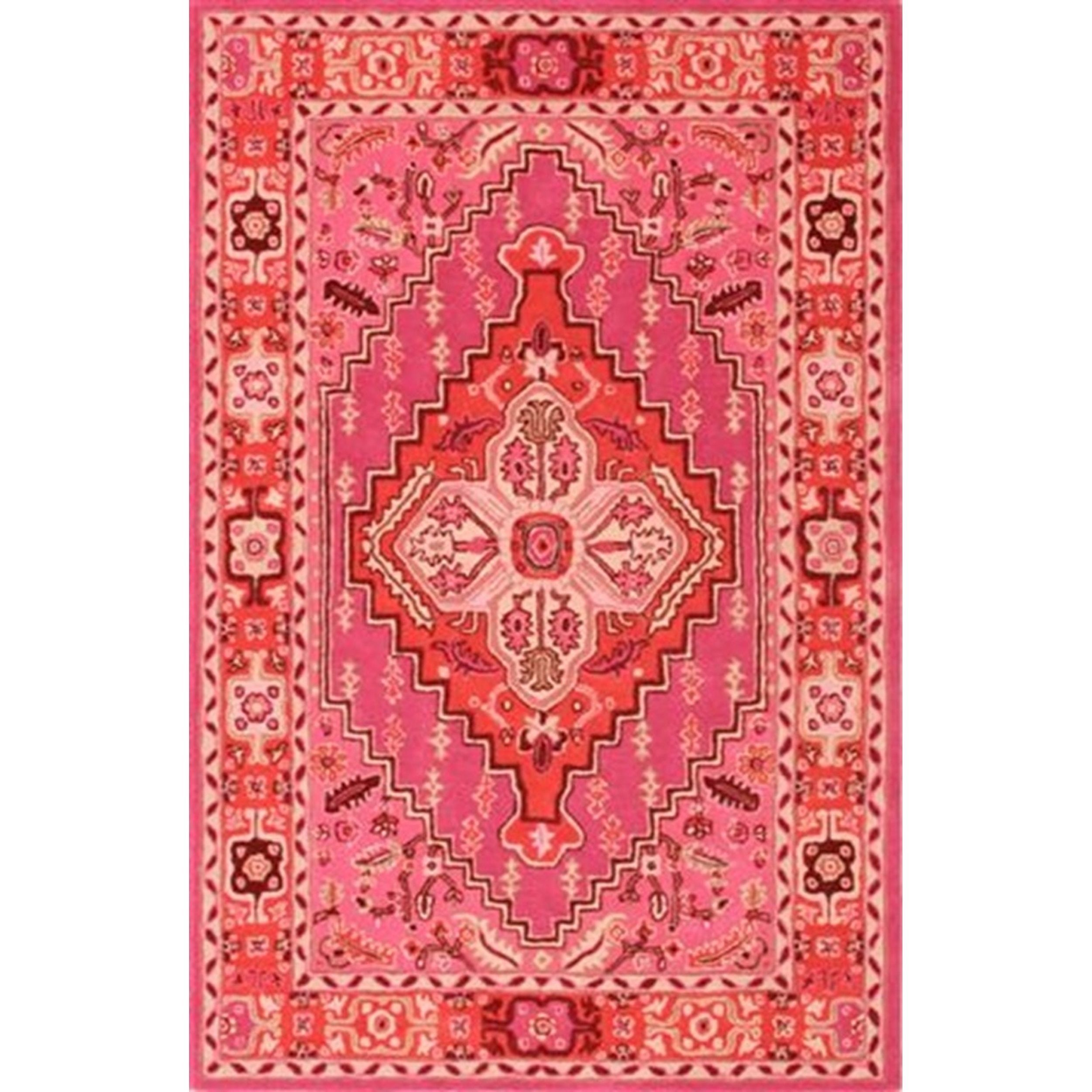 Overstock Com Online Shopping Bedding Furniture Electronics Jewelry Clothing More Pink Area Rug Area Rugs Hand Tufted Rugs