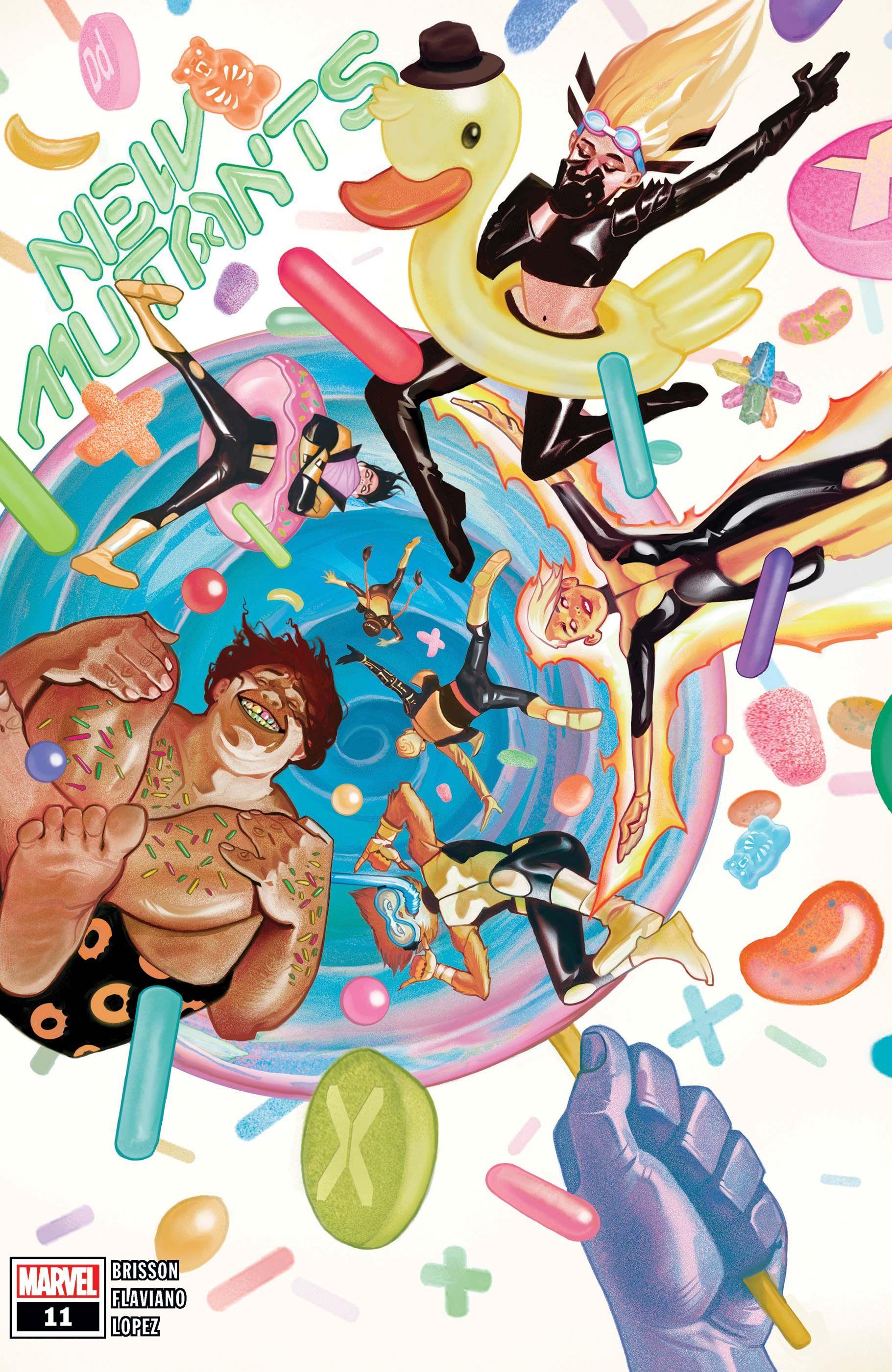 New Mutants 11 2019 In 2020 The New Mutants Mutant Marvel Comics Art