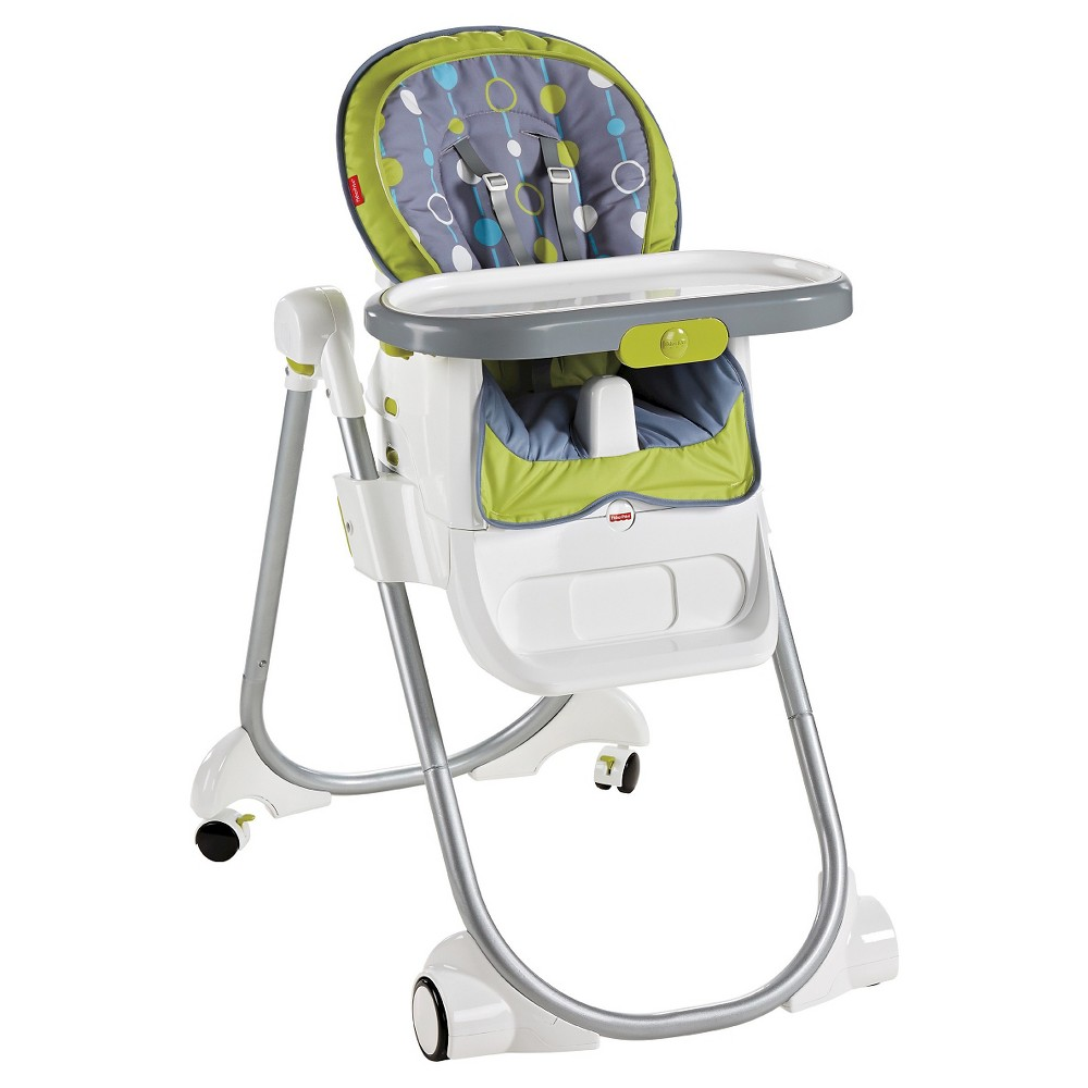 Graco high chair 4 in 1 fisherprice in total clean high chair green  high chairs and