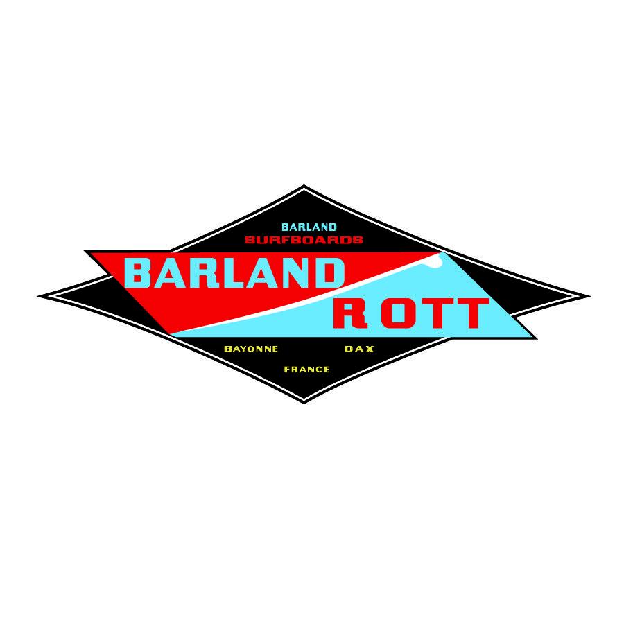 Barland Rott Surfboards 60 Bayonne Dax France