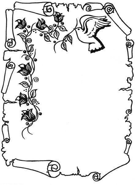 El Rincón de las Melli: Pergaminos | Carteles | Pinterest ...