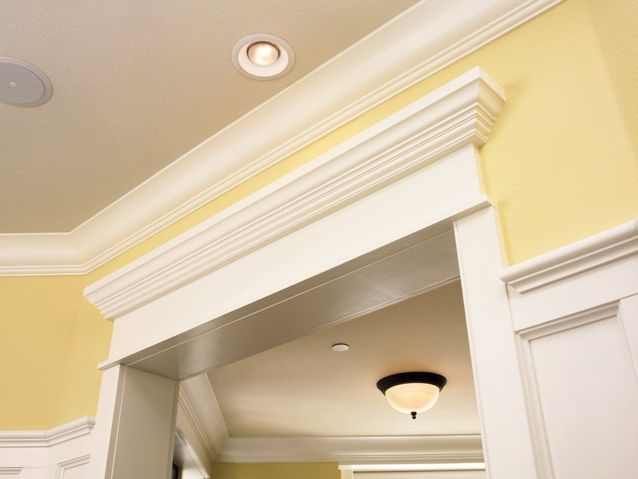 Architectural trim interior fypon leads decorative for Fypon crown molding