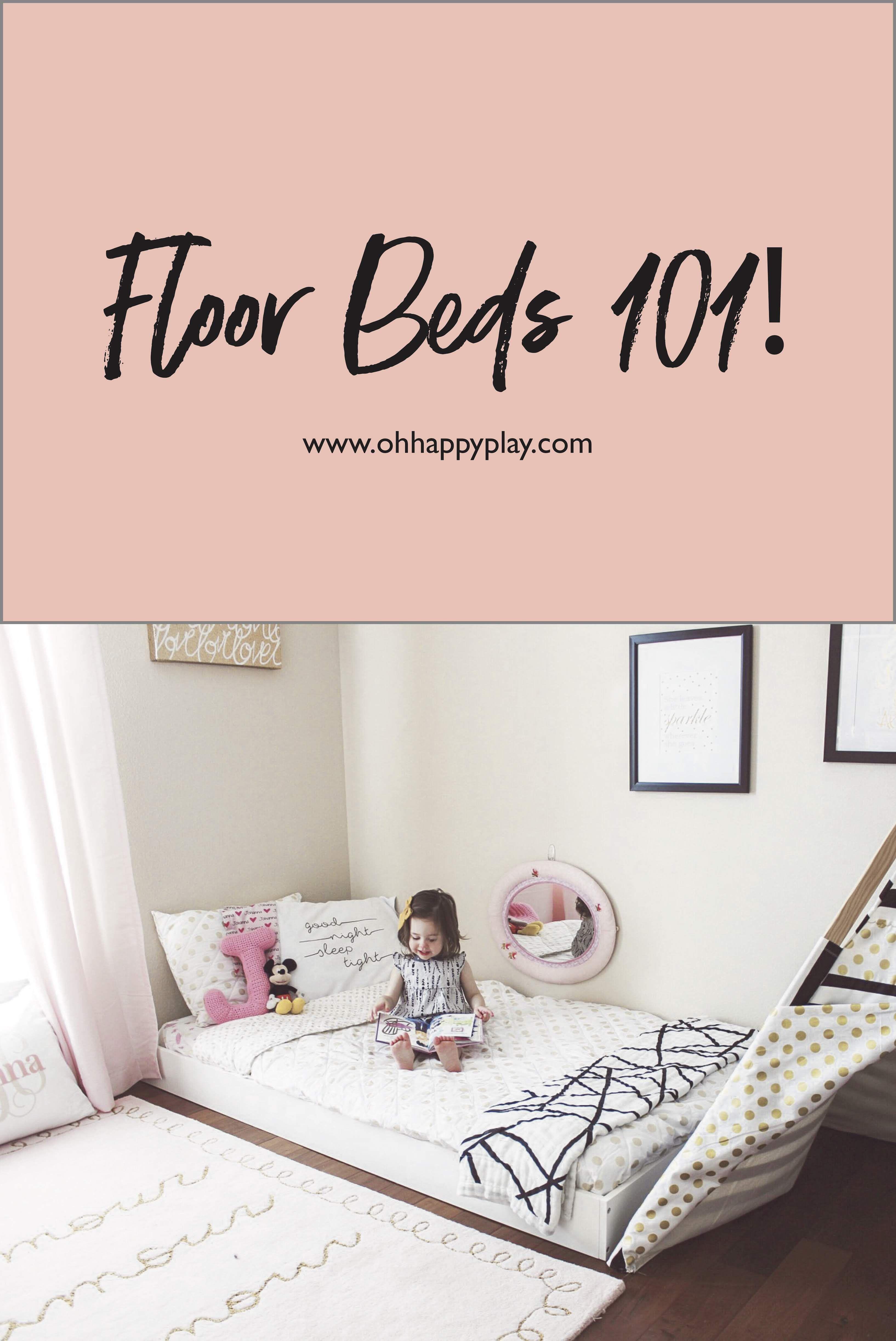 Floor Beds 101! images