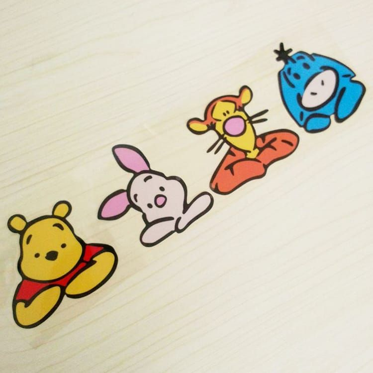 Love you Winnie the Pooh and your Crew on We Heart It