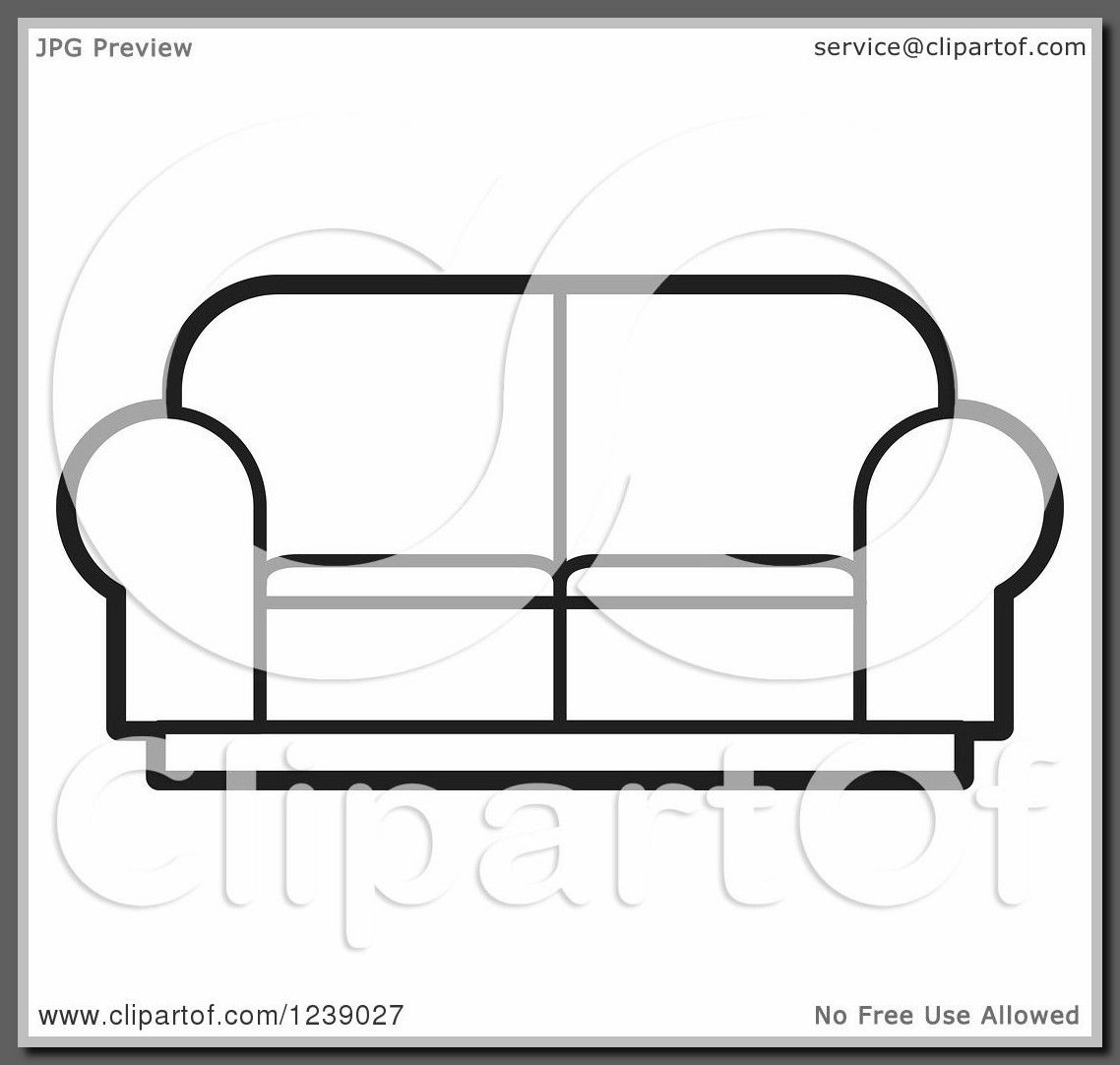 51 Reference Of Sofa Illustration Black In 2020 Do It Yourself Bathrooms Discount Living Room Furniture Clipart Black And White