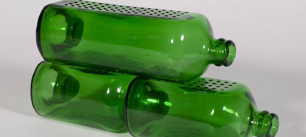 Visionario nieto del fundador de Heineken creó botellas ladrillos en ...