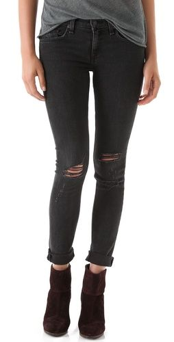 distressed skinny jeans - Black Rag & Bone Wide Range Of Cheap Online 79NAtRrbOj