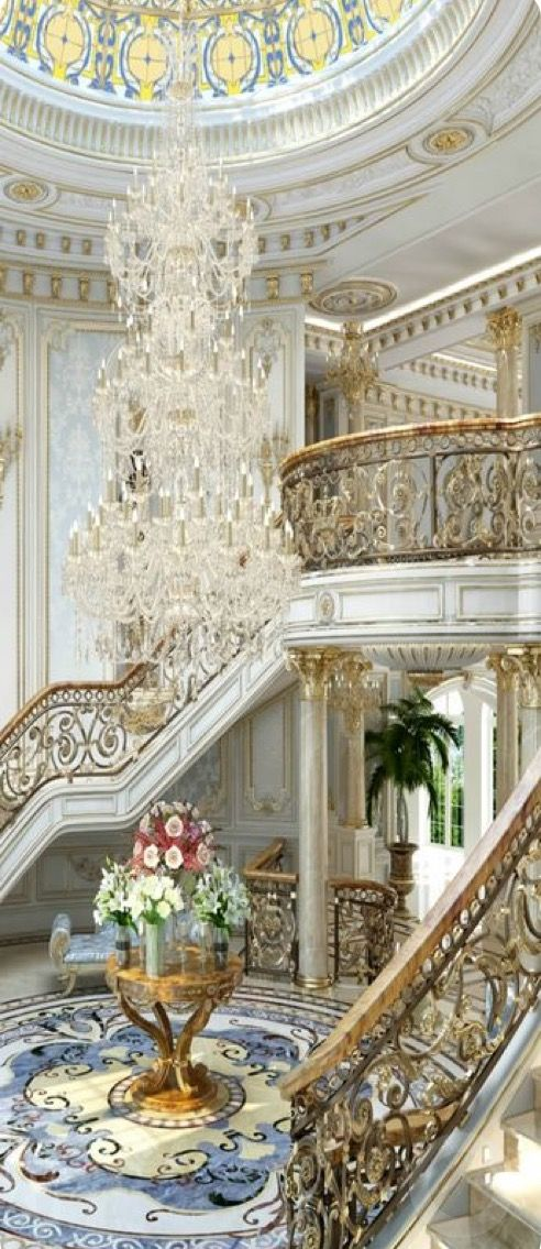 too opulent for me, but gorgeous nonetheless