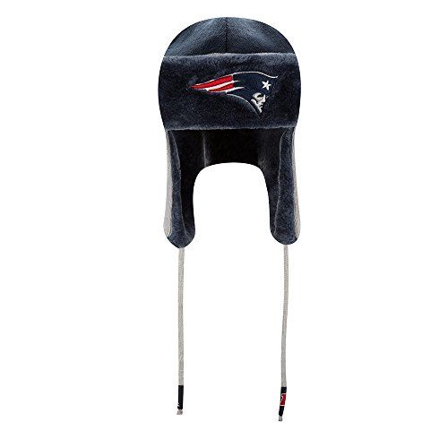 New England Patriots New Era NFL Team Factor Fur Lined Knit Hat -- Check out 610128da9