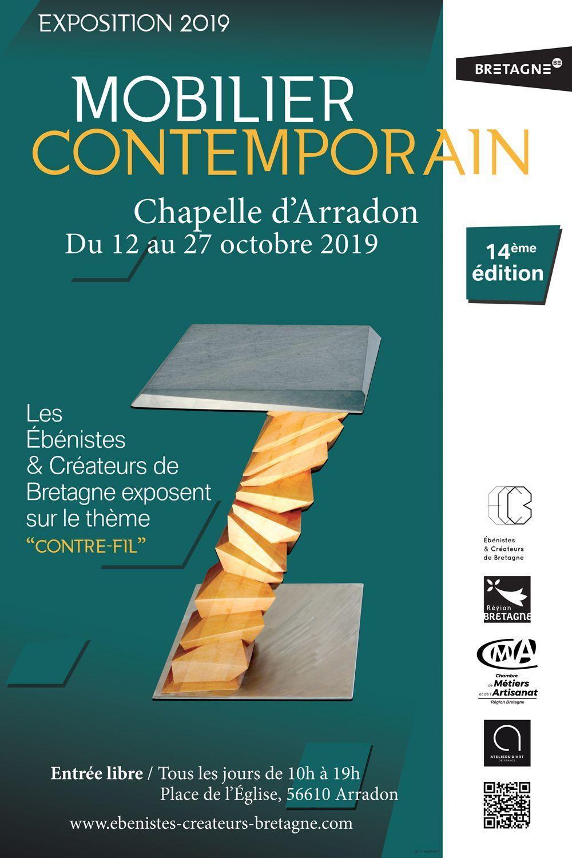 Exposition Mobilier Contemporain Chapelle D Arradon Bretagne Mobilier Contemporain Createur