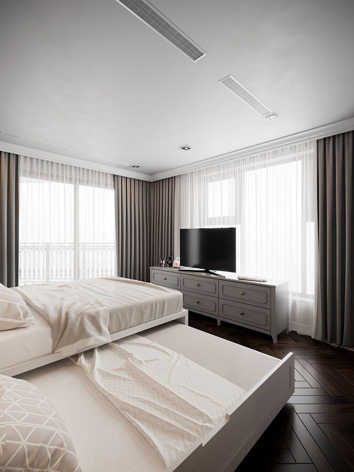 3d Room Interior Design: 3D Interior Scenes File 3dsmax Model Guest Room By