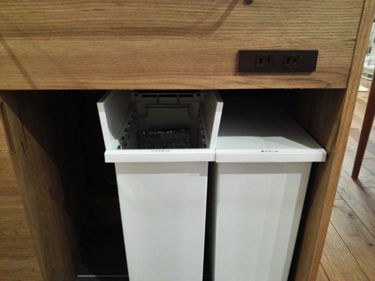ケユカのゴミ箱臭いもれは キッチンシンク下で2か月使った感想