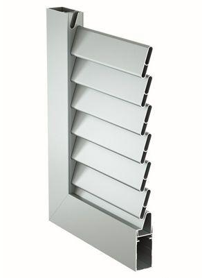 Swing Shutter Aluminum Window Mb Sunshades Aluprof S A