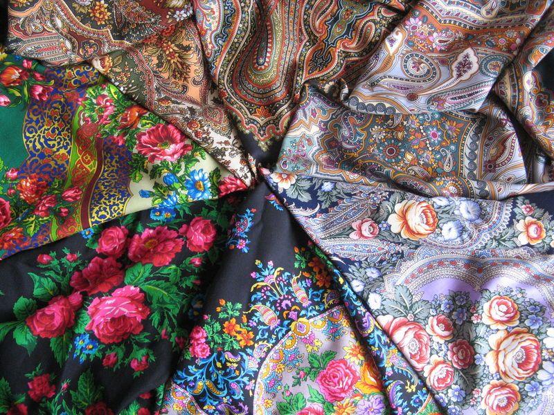 форум любителей павловопосадских платков