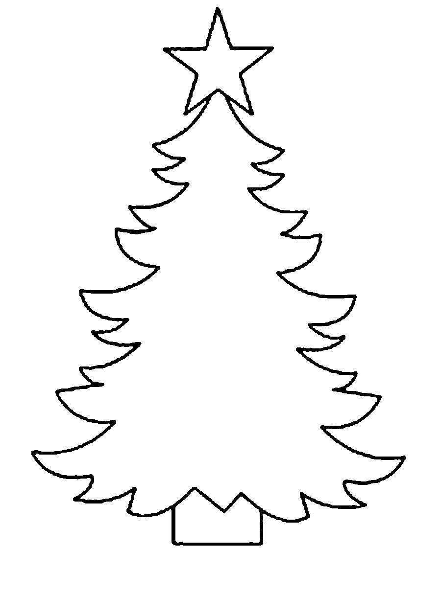 de Árvores de natal para colorir   Christmas tree, Child and Free ...