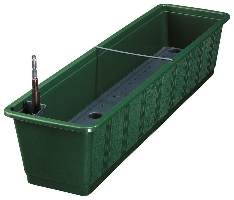 Skrzynka Balkonowa Aqua Green Systnawadniania 60 Pots And