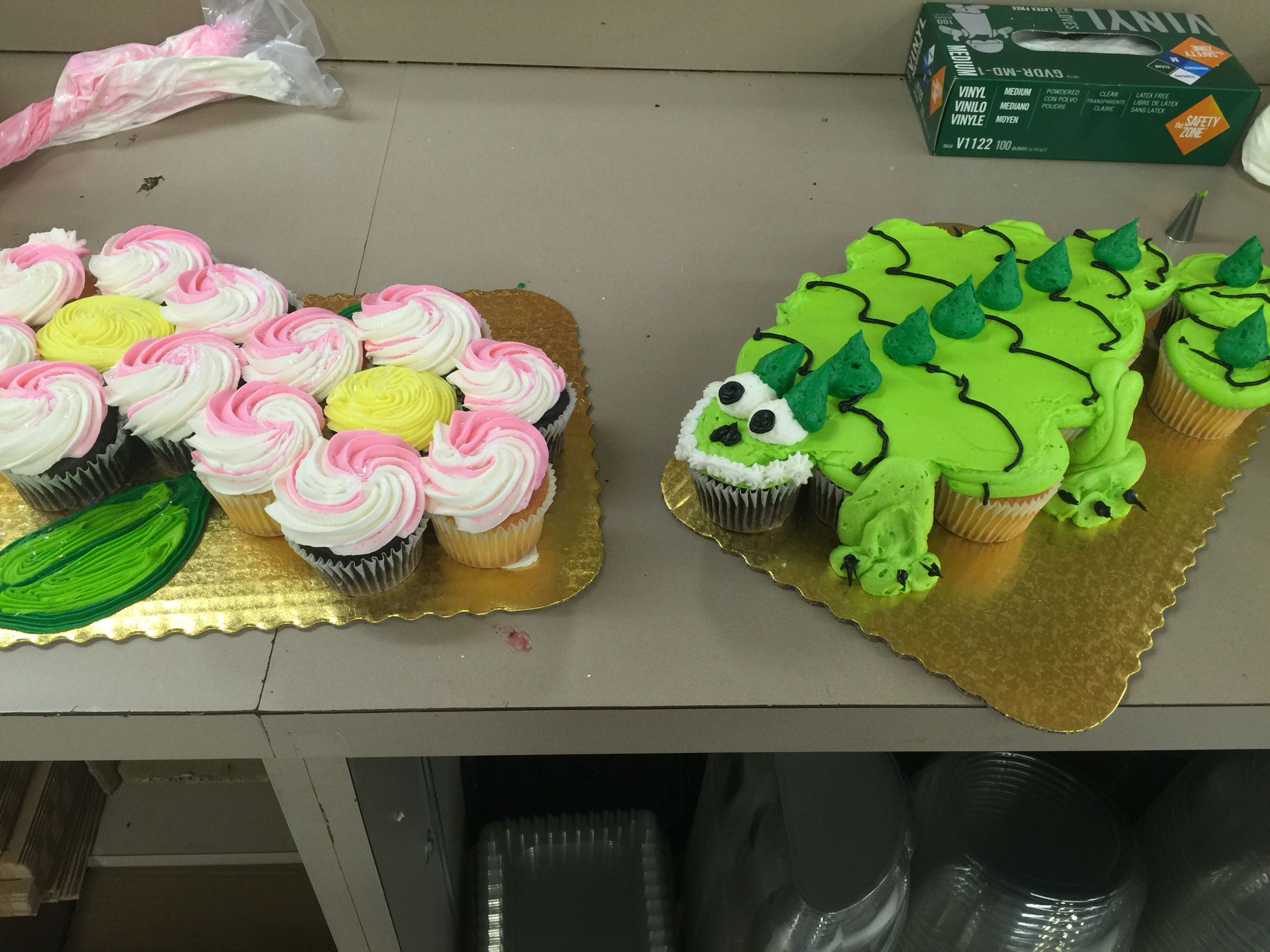 Cupcake Cakes Giant Eagle My Giants Cupcakes Muffins