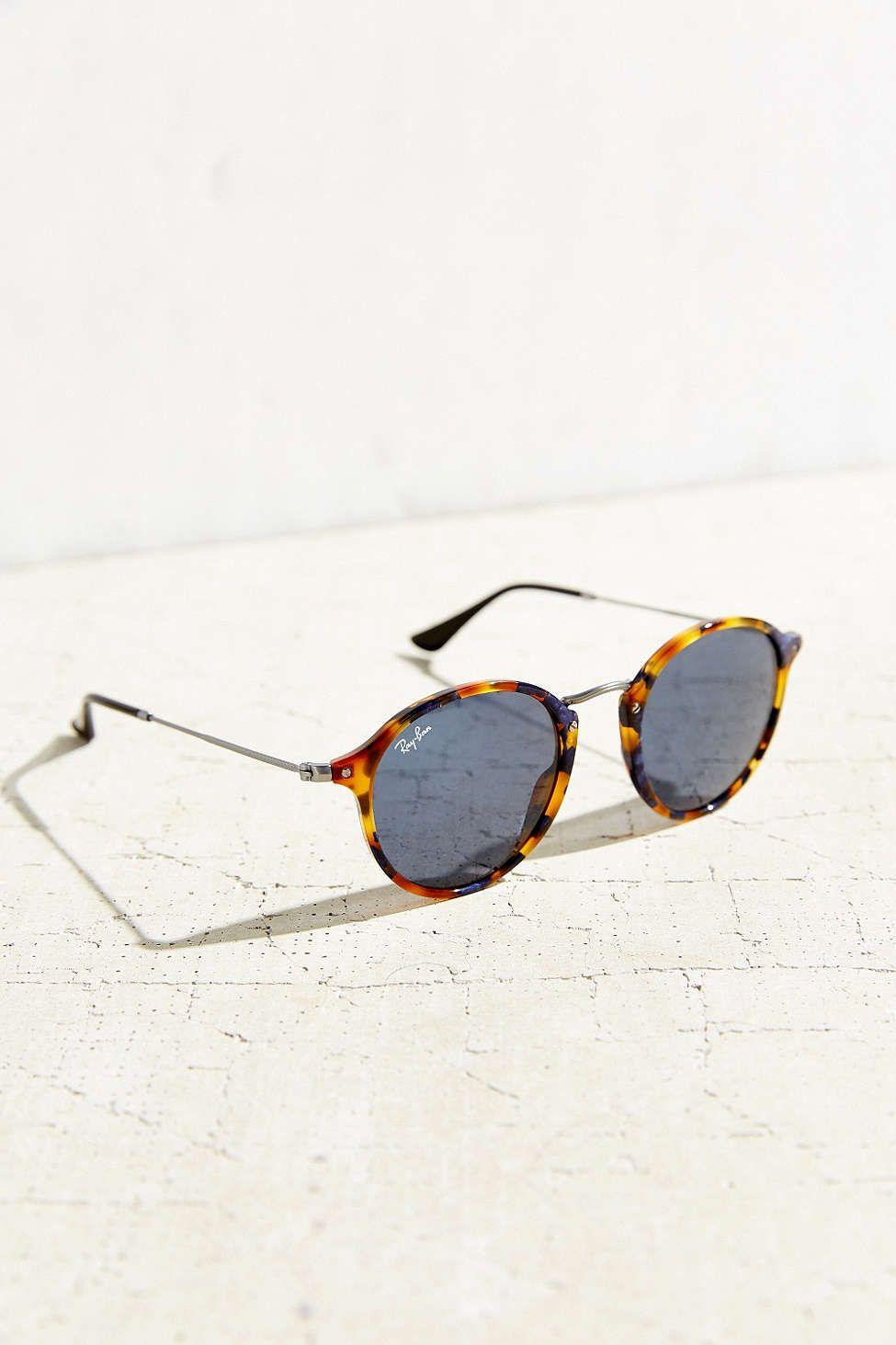 Ray-Ban Icon Round Sunglasses | sunglasses | Ray ban ...