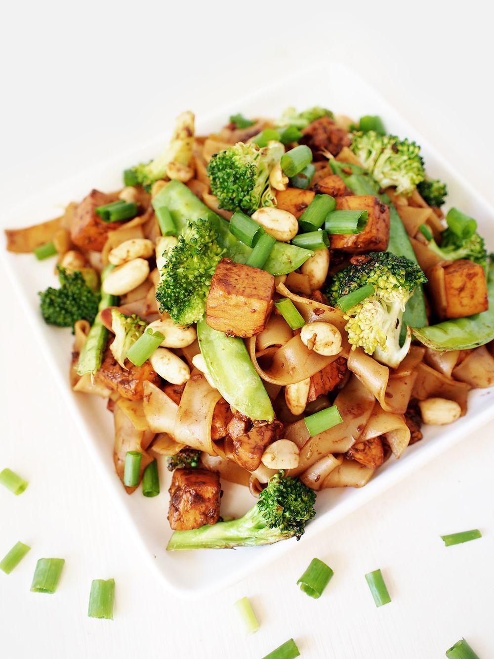 Pad Thai Vegan Version