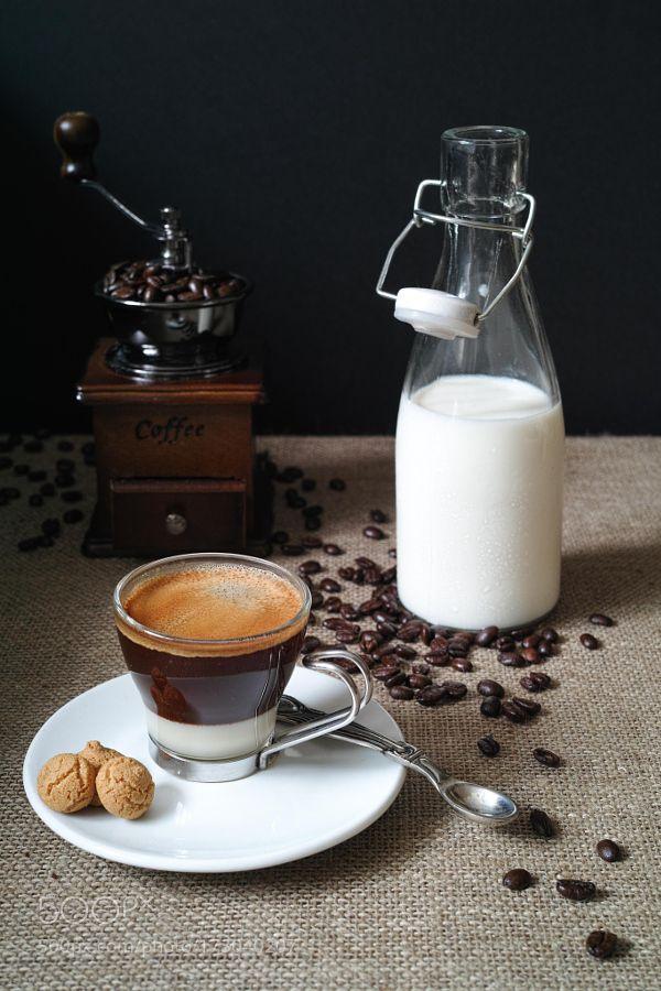 Coffee break by attila1benko