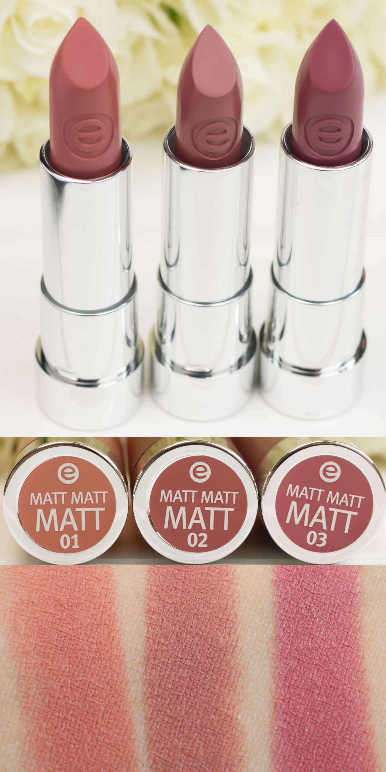 Photo of essence matt matt matt lipstick – MrsFarbulous Beauty Fashion Lifestyle Blog aus dem Großraum Hannover