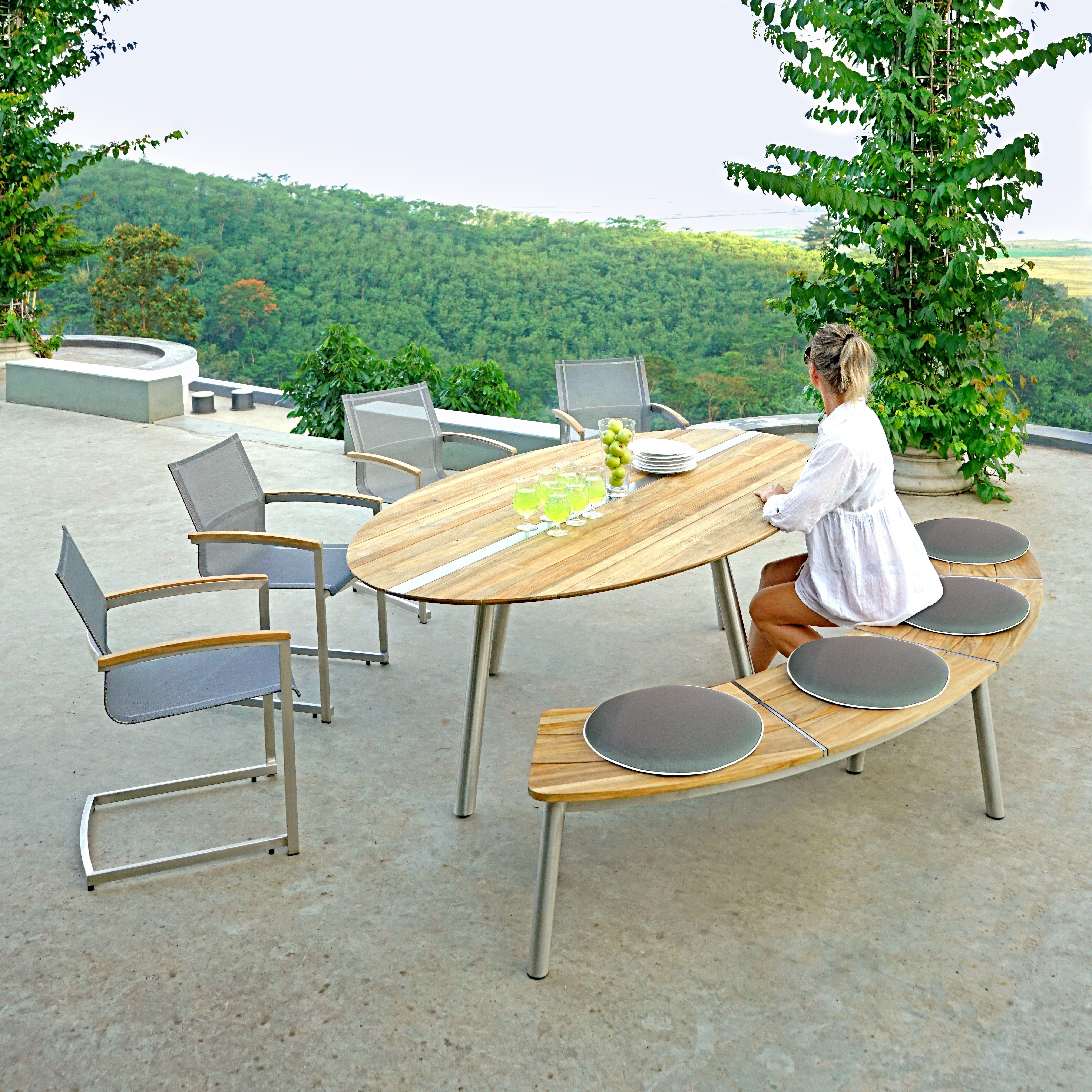 Trix Tisch Trix Bank Setax Swing Sessel Gartenmobel Sets Gartenmobel Outdoor Dekorationen