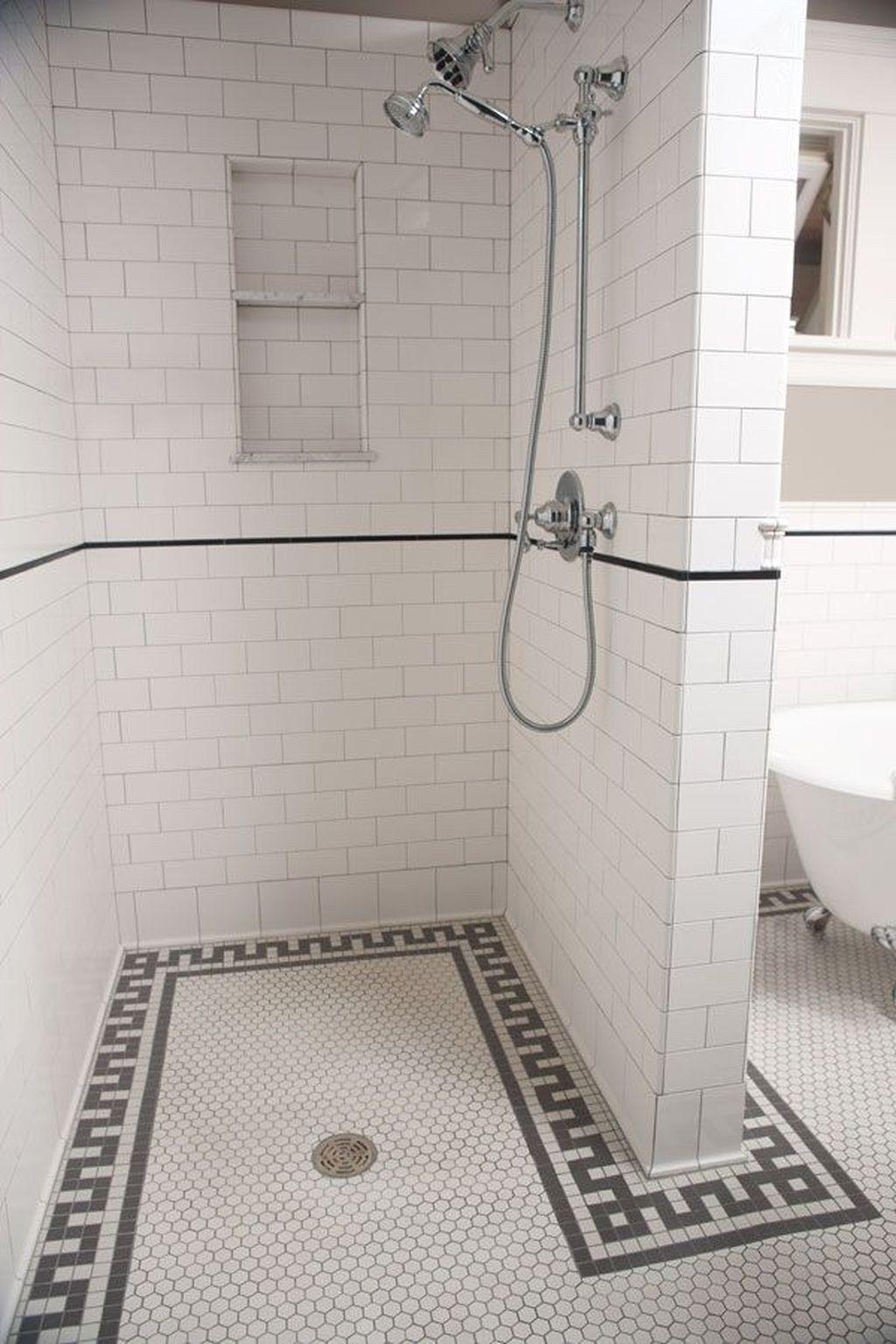 50 Beeindruckende Ideen Fur Die Dusche Im Bad Diy Und Deko Badezimmer Dusche Umgestalten Badezimmer Renovieren