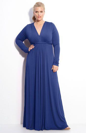 dfde3f7975c1b Rachel Pally Long Sleeve Maxi Dress (Plus)  Nordstrom  RACHELPALLY   RACHELPALLYDREAMSTYLE