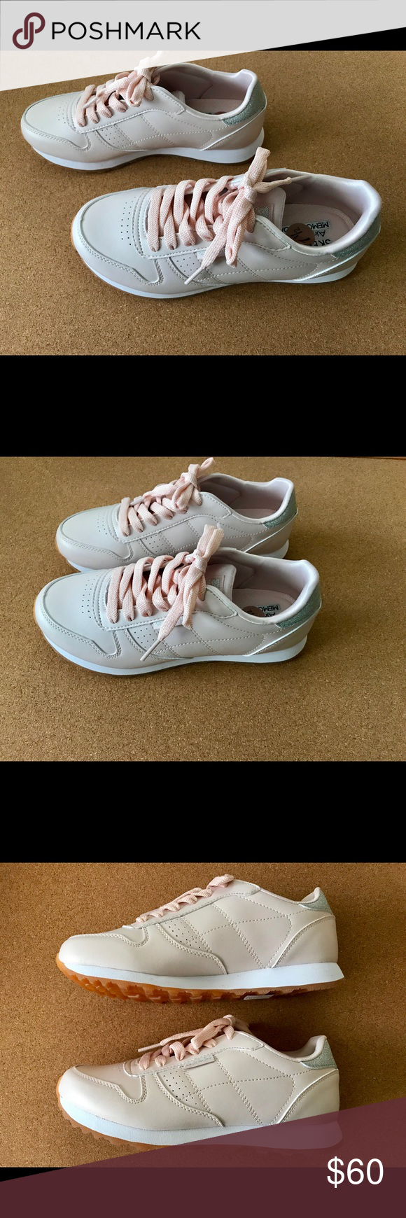 f7937cf6184b5 Women s Skechers OG 85 Old School Cool Brand new women s Skechers OG 85 - Old  School Cool Size 7 1 2 in light pink. Very cool pair of shoes in a pretty  ...