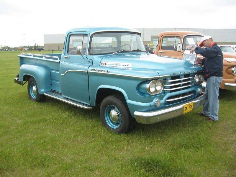 1958 Dodge Fargo | Autos | Pinterest