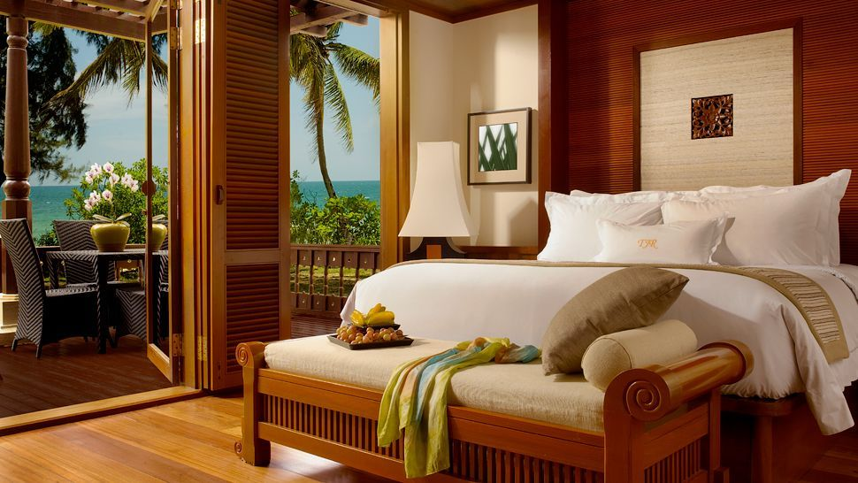 Tanjong Jara Resort, Terranganu, Malaysia Furnished