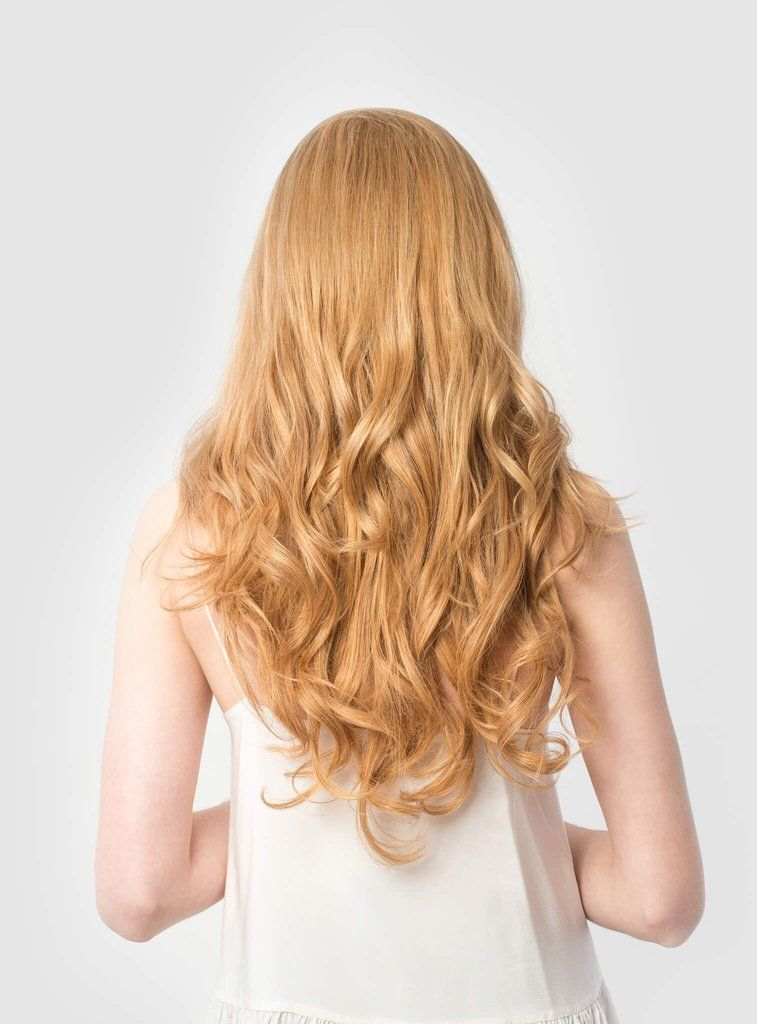 20 Classic Strawberry Blonde Clip Ins 20 160g Strawberry