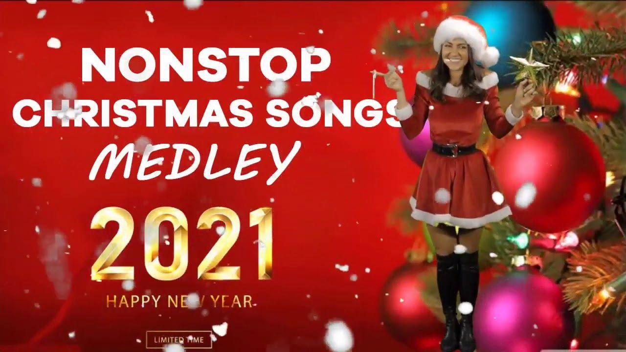 Merry Christmas 2021 Top Christmas Songs Playlist 2021