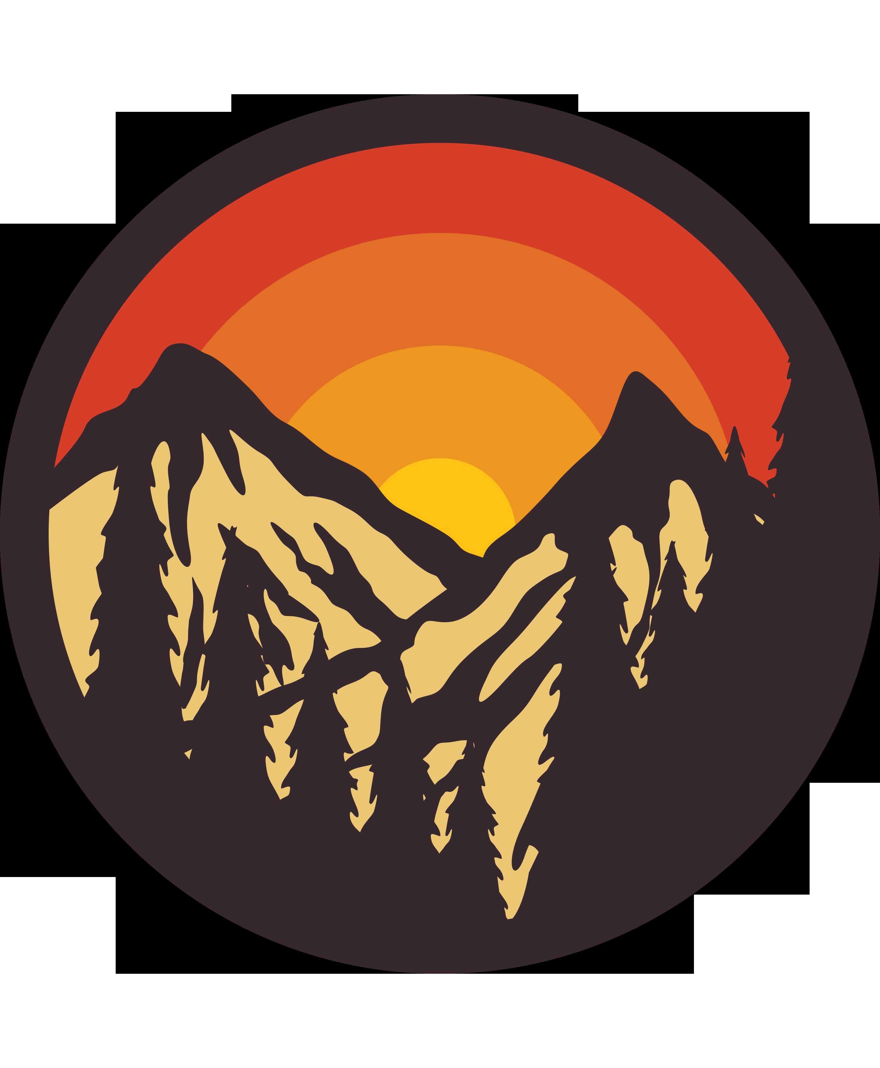 جبل Png