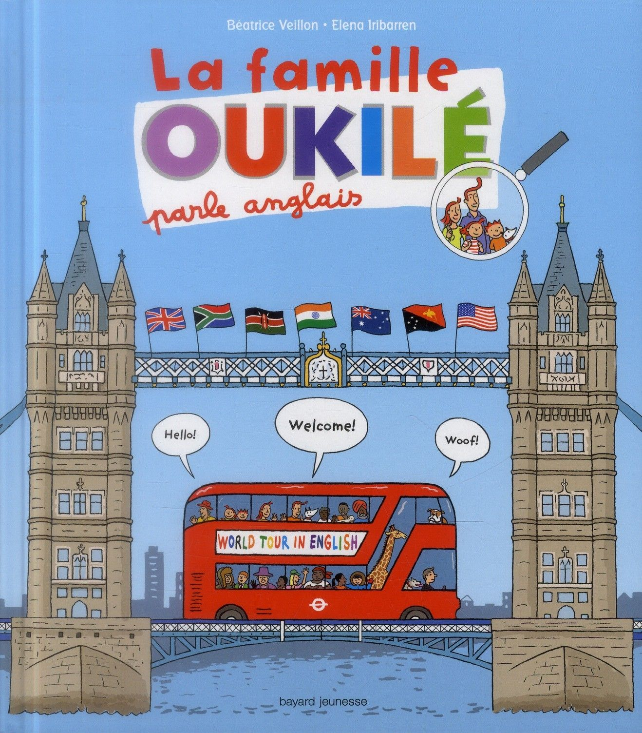 La Famille Oukile Parle Anglais