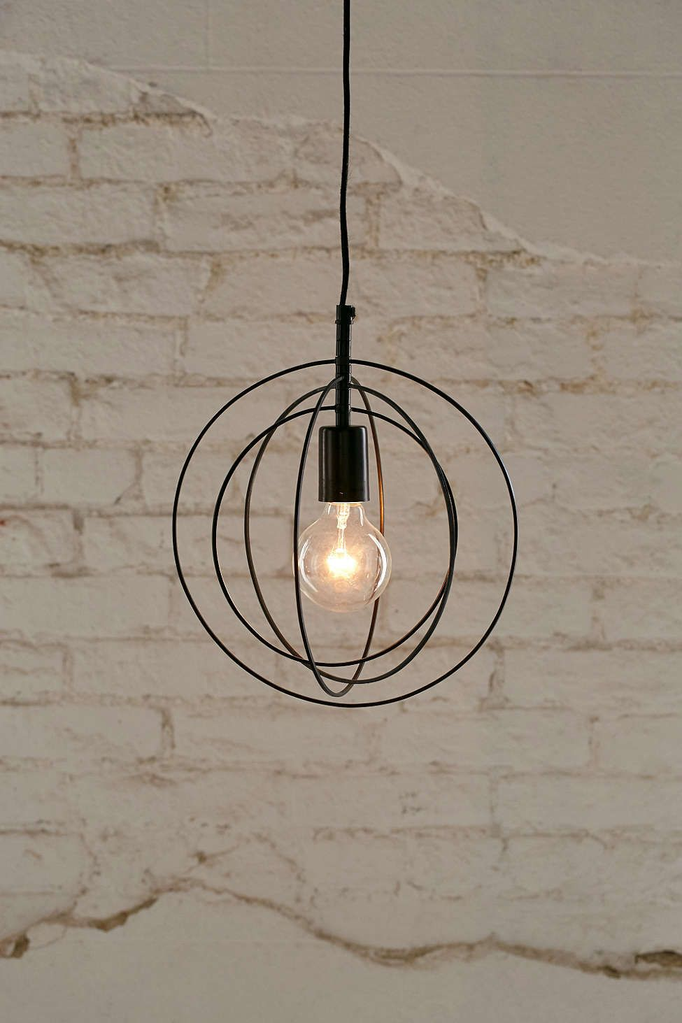 wyatt circle pendant pendant for basement stairwell pinterest. Black Bedroom Furniture Sets. Home Design Ideas